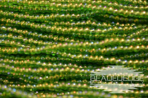 11/0 TR Mint AB | Seed Beads