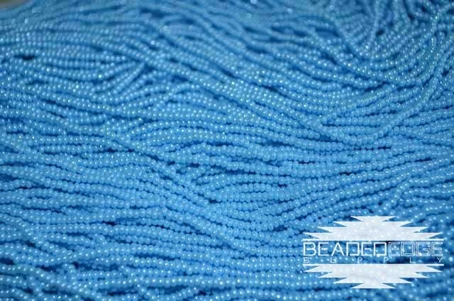11/0 OP Baby Blue Luster | Seed Beads