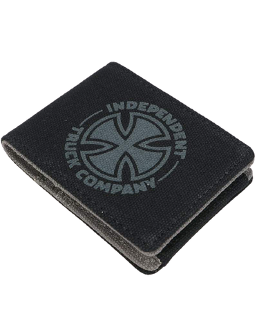 INDEPENDENT WALLET BLACK