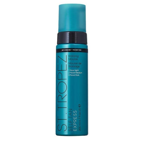 St.Tropez Self Tan Express Bronzing Mousse 200ml