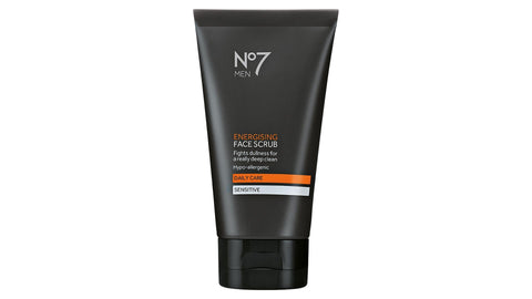 No7 Mens Energising Face Scrub 150ml