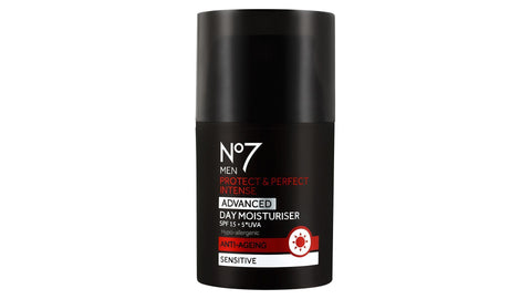 No7 Mens Protect & Perfect Intense ADVANCED Day Moisturiser 50ml