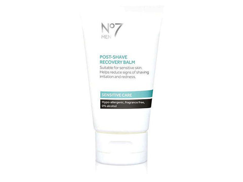 No7 Mens Sensitive Care Post Shave Recovery Balm 50ml