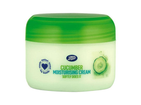 Boots Cucumber Moisturising Cream 100Ml