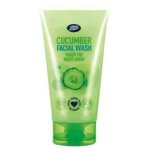 Boots Cucumber Facial Wash 150ml