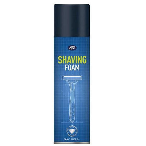 Boots Shave Foam 250ml