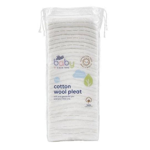 Boots Baby Cotton Wool Pleat 200g