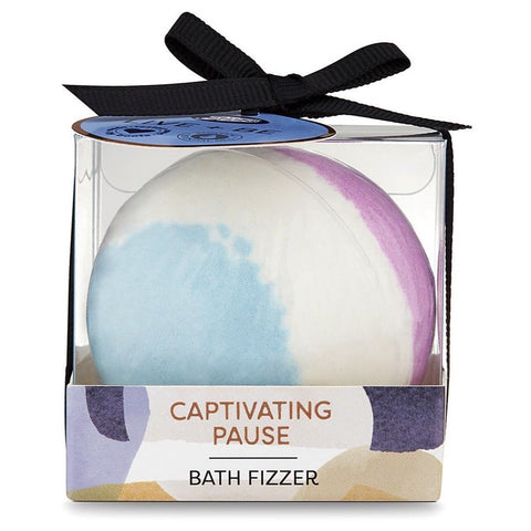 Boots Live + Be Captivating Pause Bath Bomb