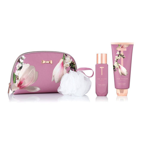 Ted Baker Peony Spritz Toiletry Bag Gift