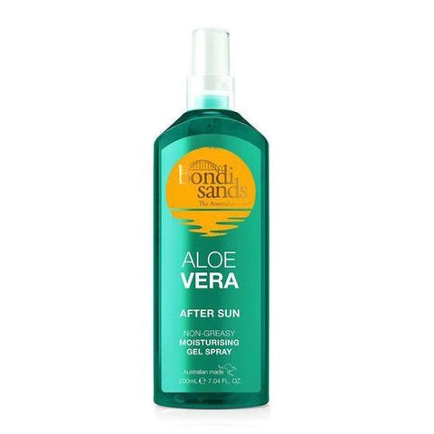Bondi Sands Aloe Vera Aftersun Moisturising Gel Spray 200ml