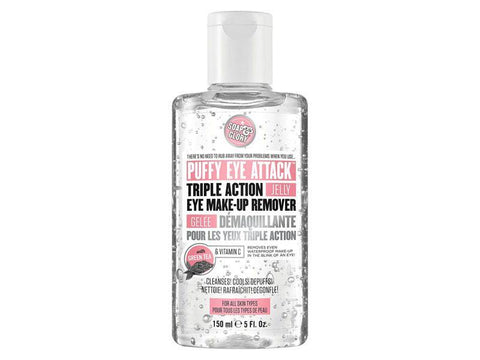 Soap & Glory Puffy Eye Attack Eye Make-up Remover 150ml