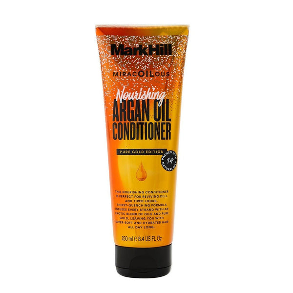 Mark Hill Miracoilous Pure Gold Edition Nourishing Argan Oil Conditioner 250ml