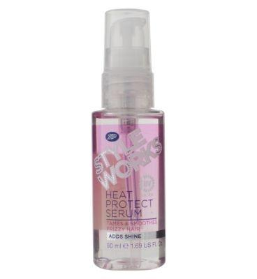 Boots Style Works Hair Serum 50ml
