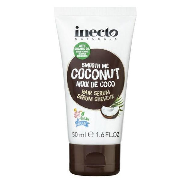 Inecto Smooth Me Coconut Hair Serum 50ml