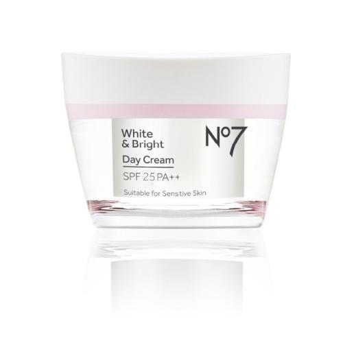 No7 White & Bright Day Cream SPF25 50ml