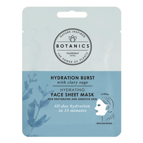 Botanics Hydration Burst Hydrating Sheet Mask