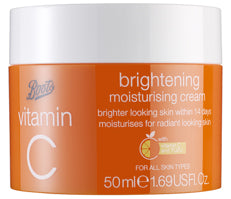 Boots Vitamin C Brightening Moisturising Cream