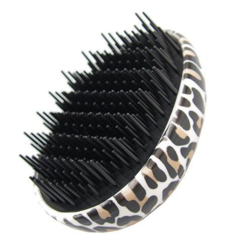 The Vintage Cosmetics Co. Detangling Brush Leopard Print