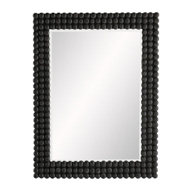 Arteriors - Mirror - Paxton - Black Stained