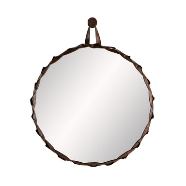 Arteriors - Mirror - Powell - Tobacco