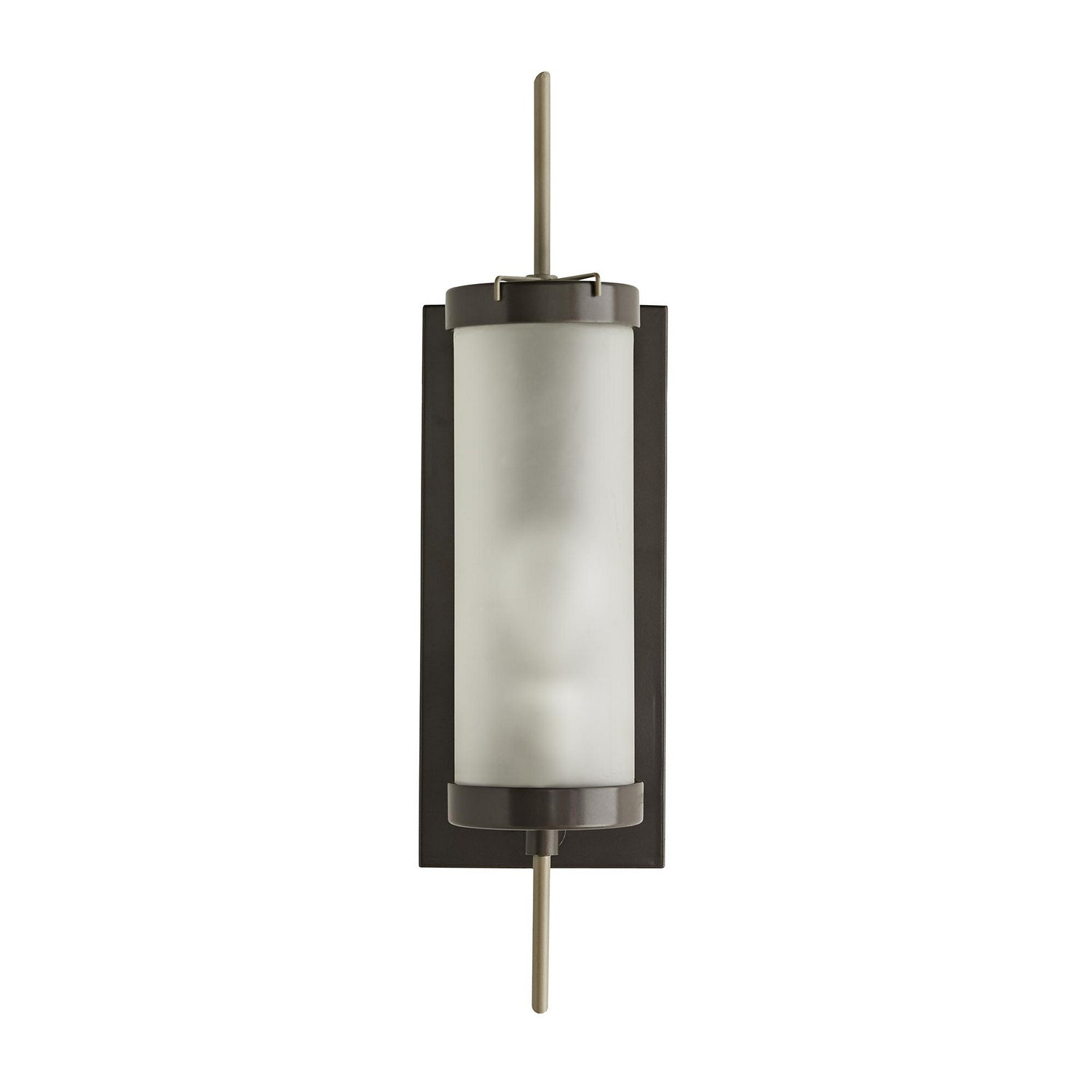 Arteriors - One Light Outdoor Wall Sconce - Stefan - Aged Iron