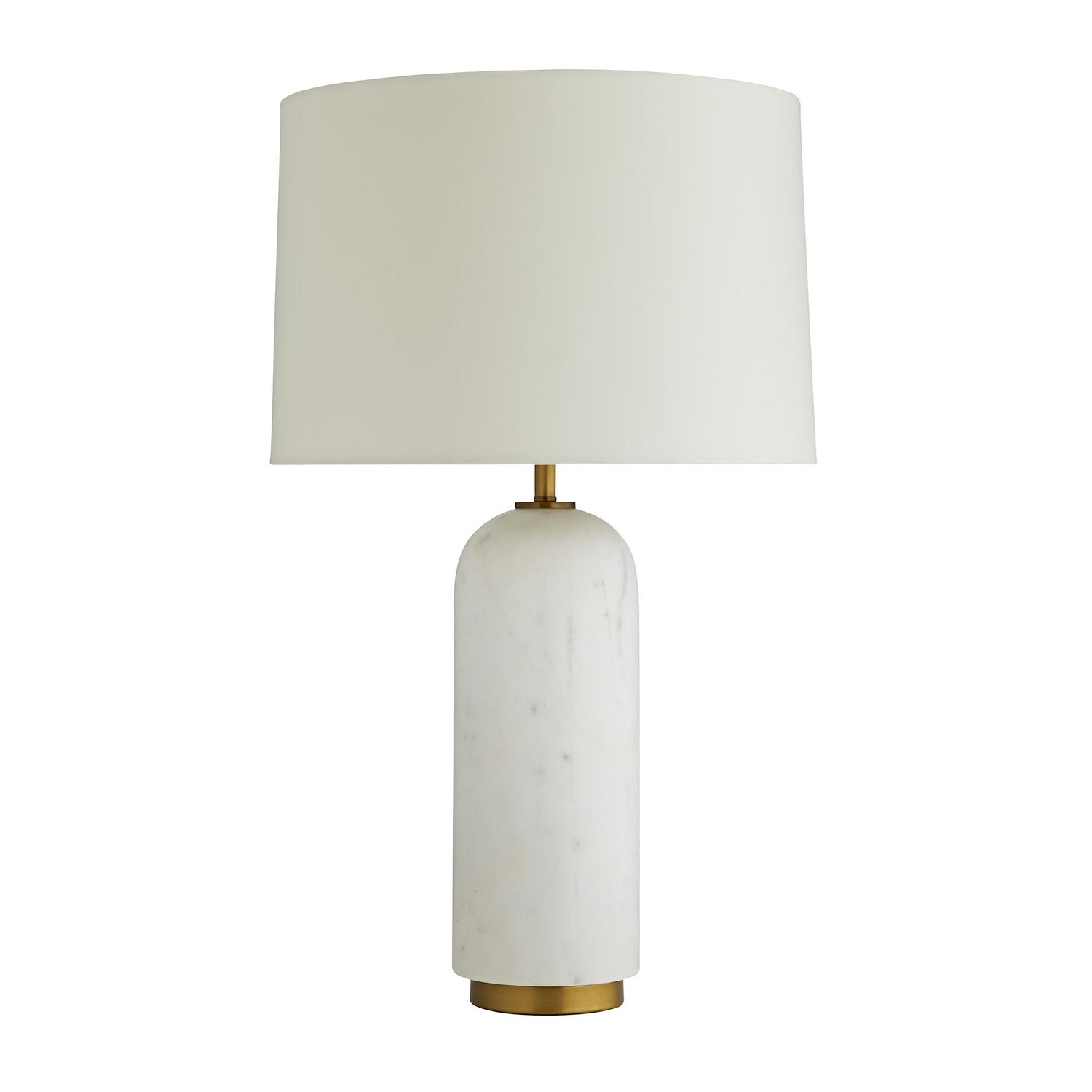 Arteriors - One Light Table Lamp - Waterson - White