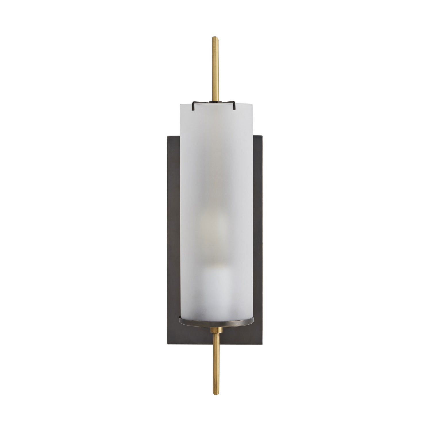 Arteriors - One Light Wall Sconce - Stefan - Bronze