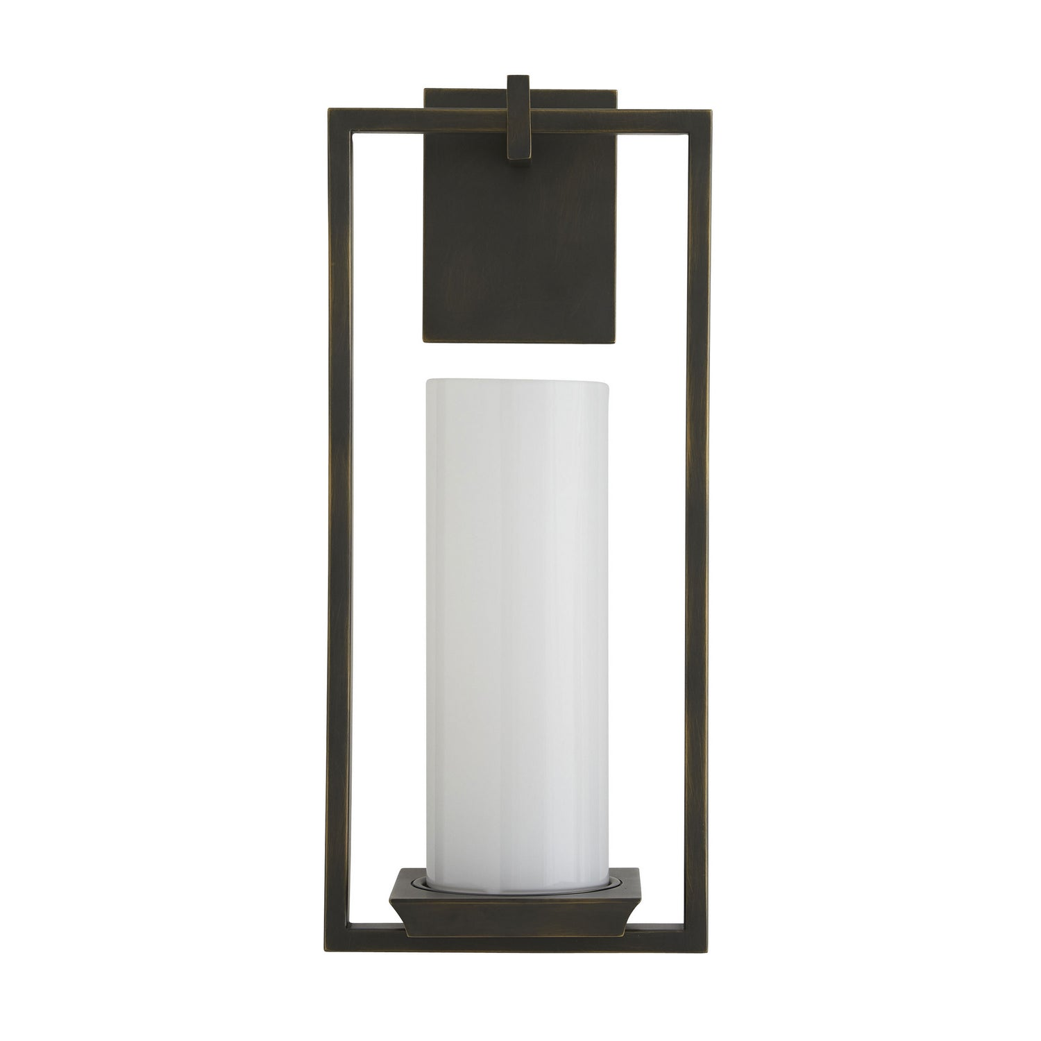Arteriors - One Light Wall Sconce - Ray Booth for Arteriors - Aged Bronze