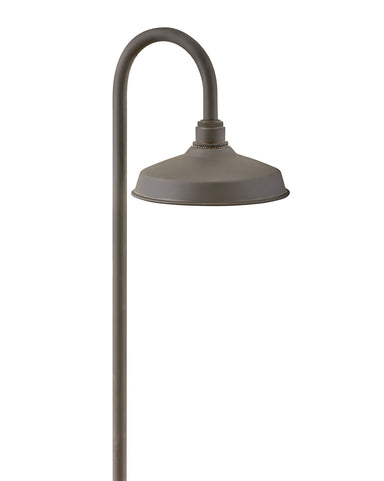 Hinkley Canada - LED Path Light - Foundry - Museum Bronze