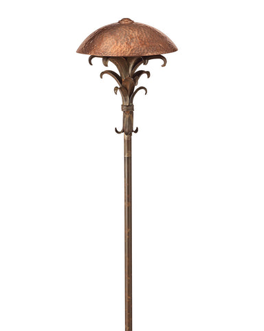 Hinkley Canada - LED Path Light - Path Palm - Sienna Bronze