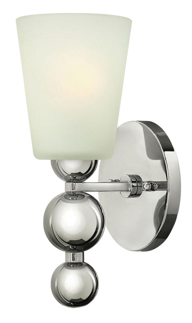 Hinkley Canada - One Light Wall Sconce - Zelda - Polished Nickel