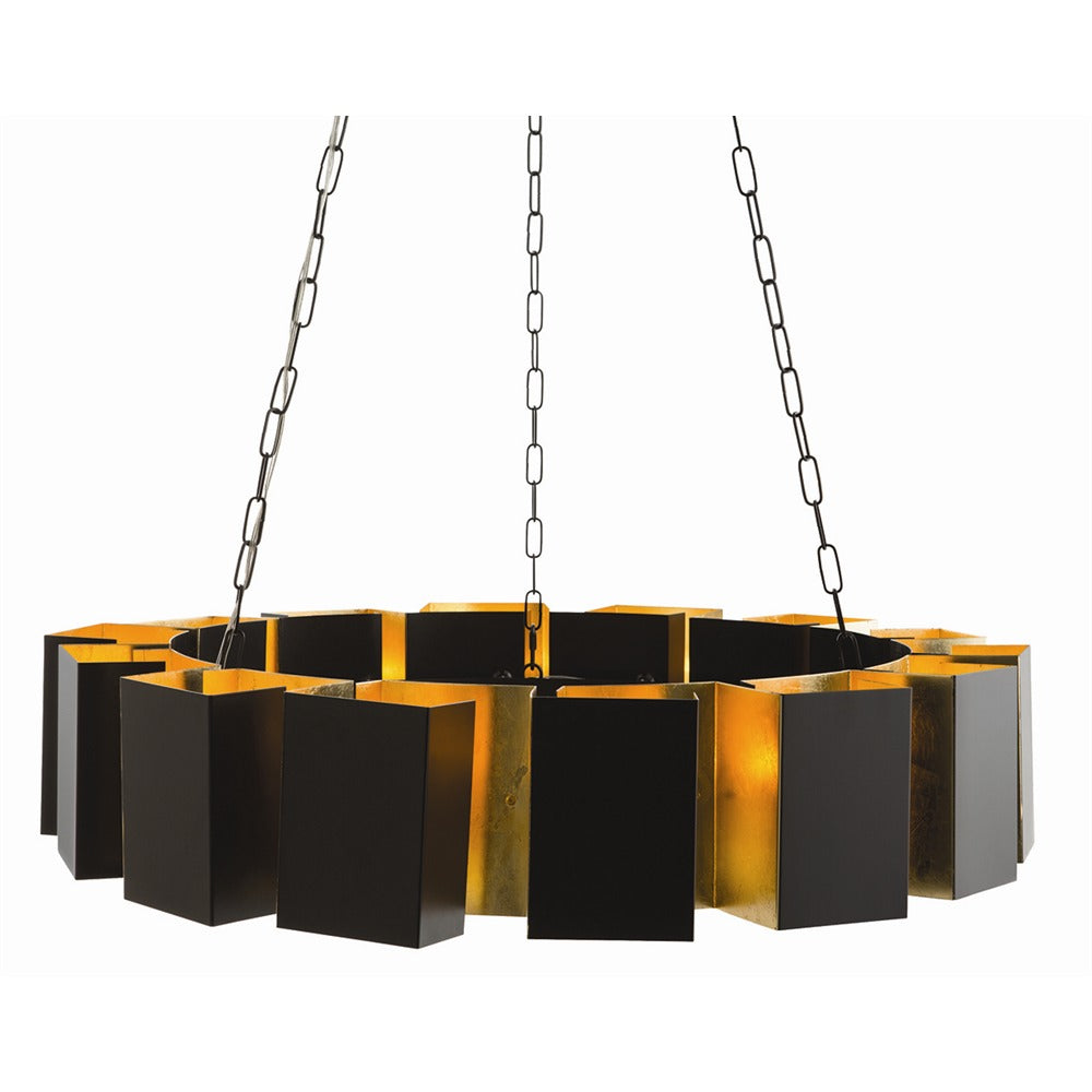 Arteriors - 14 Light Chandelier - Vaughn - Bronze