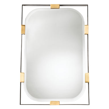 Arteriors - Mirror - Jay Jeffers for Arteriors - Polished Brass
