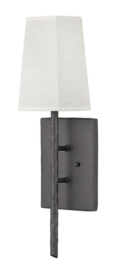 Hinkley Canada - One Light Wall Sconce - Tress - Forged Iron