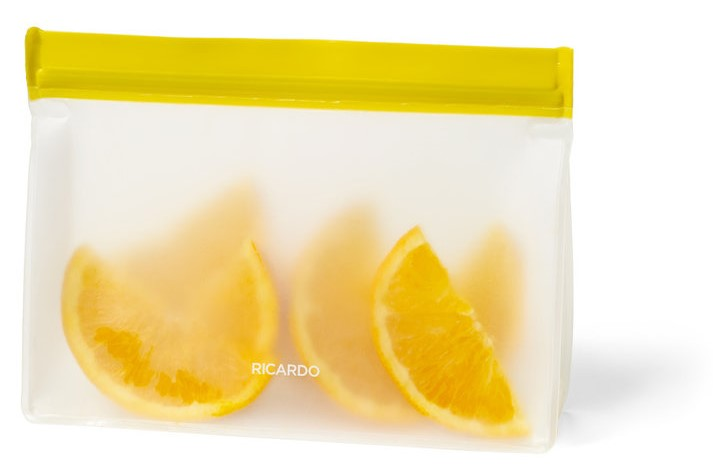 Reusable Leakproof Snack Bags