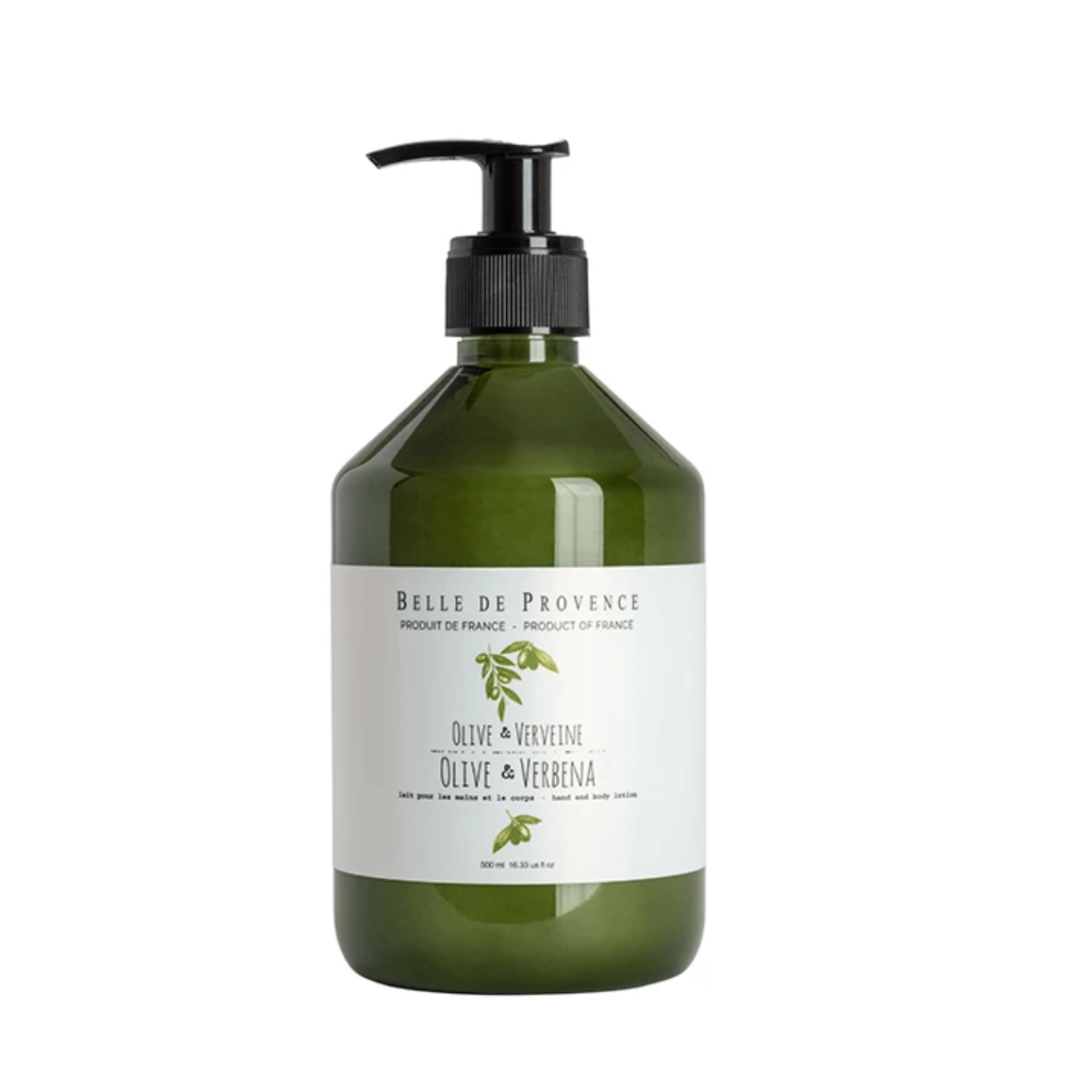 Belle de Provence Olive Oil Collection Hand and Body Lotion