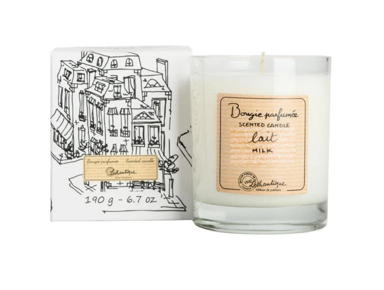 Lothantique Scented Candle