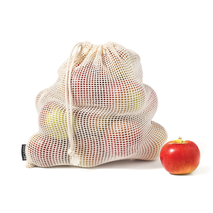 Reusable Cotton Fruit and Vegetable Bags
