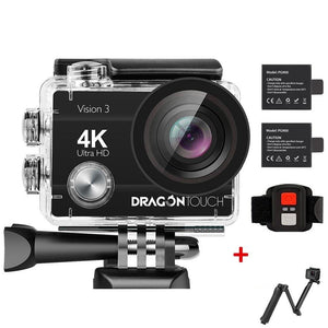 Camera Action 4K Dragon Touch Vision 3 - Esporte