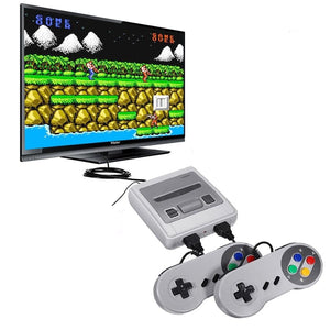 Video Game Retrô SNES Super Mini - 621 Jogos