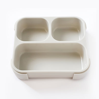Petit Bento Medium- Leak Proof Lunchbox with 3 compartments- Including Fork and Spoon