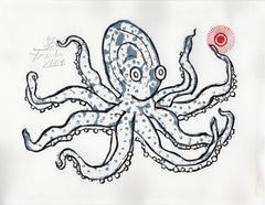 Color Octopus Purple Dot_(AF Print9)