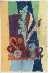Untitled (Still Life Plant and Tray JL14)