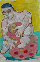 Untitled (Man With Pink Floaty)