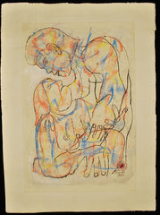 Untitled (Nude Embrace)