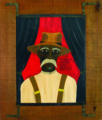 Portrait of Bill Traylor_E.Telles