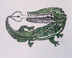 Copy of Alligator Nibs (AF Print19)
