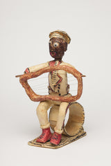 WH01 (Man with Harp Sitting on Circle)