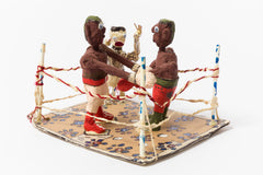 Untitled (WH277 boxers in the ring)