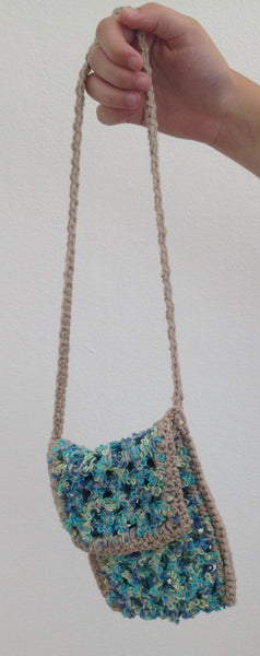 bag small turquoise #1_Penny Richards